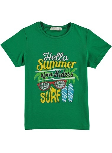 Morhipo Kids Tişört Yeşil